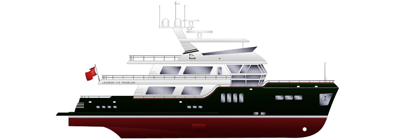 Trawler-115